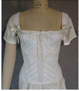 Picture of Regency Corset Pattern #L115