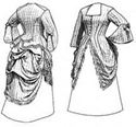 Picture of 1873 Polonaise Pattern #TV410