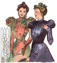 Picture of 1897 Side Closing Bodices Pattern #P207