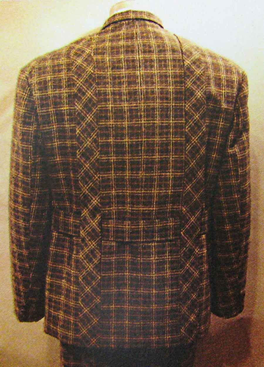 Wes Terner S Outfitters 1860 1900 Men S Sack Jackets