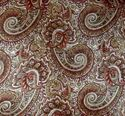 Picture of Brass and Bronze Paisley Wild Rag #450-4