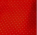 Picture of Red Polka Dot Wild Rag #480-5