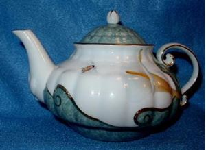 Picture of Individual Teapot #1848