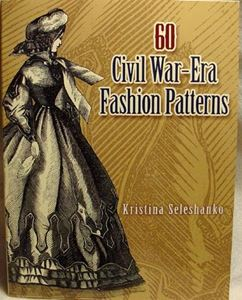 Picture of 60 Civil War-Era Fashion Patterns #1159
