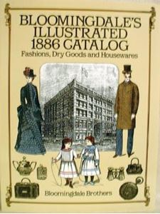 Picture of Bloomingdale's Illustrated 1886 Catalog #1103