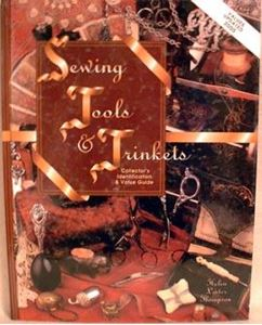Picture of Sewing Tools & Trinkets a Collectors Book #1119