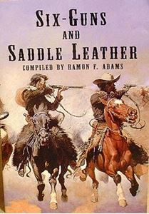Picture of Six Guns & Saddle Leather #1164