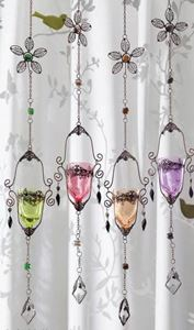 Picture of Jeweled Hanging Candle Holders #2204