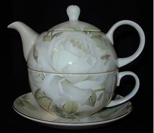Picture of Iceberg Rose Tea For One #2704